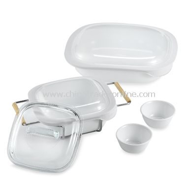 8-Piece Glass Bakeware