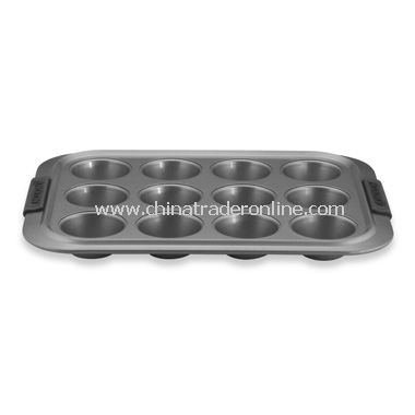 Advanced Non-Stick Bakeware 12-Cup Muffin Pan