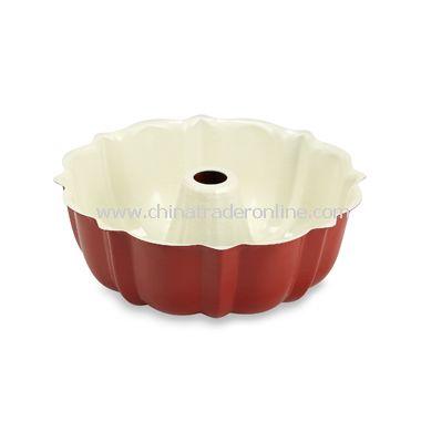 Bundt Pan with Cake Mix