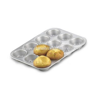 Chicago Metallic Commercial 12-Cup Muffin Pan