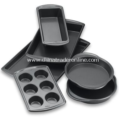 Professional 6-Piece Bakeware Set from China