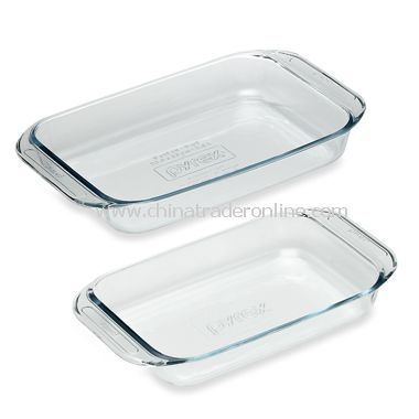 Pyrex Advantage Baking Dish Set from China
