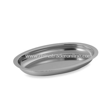 Stainless Steel Oval Baker