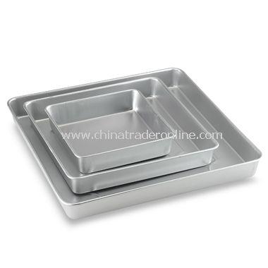 Wilton 3-Piece Square Cake Pan Set