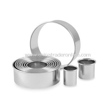 11-Piece Round Cutter Set