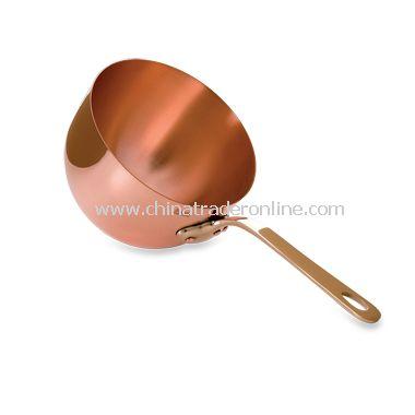 2-Quart Copper Zabaglione Bowl from China