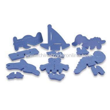 3-D Party Series Cookie Cutters