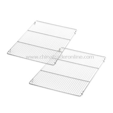 Elevated Stainless Steel Cooling Rack