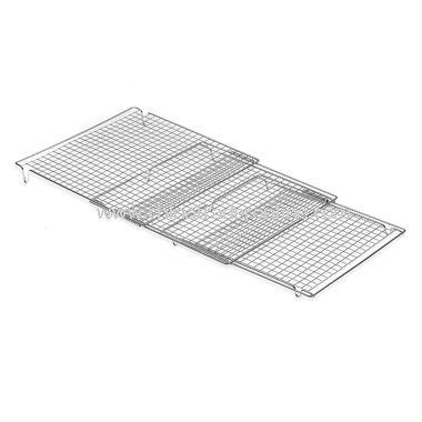 Expandable Chrome Cooling Rack