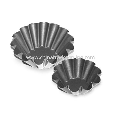 Non-Stick Steel Brioche Mold
