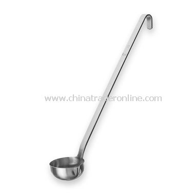 2 3/8-Ounce Stainless Steel Basting Spoon