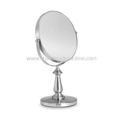 8X/1X Magnifying Dual-Sided Vanity Mirror