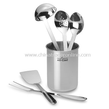 All Clad Kitchen Tool Set
