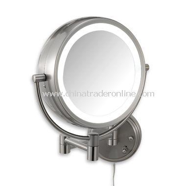 Fluorescent 7X/1X Wall Mirror