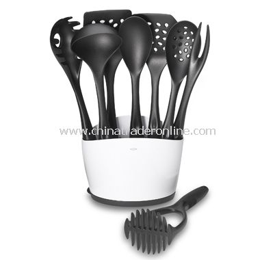 Oxo Good Grips 9-Piece Nylon Utensil Set