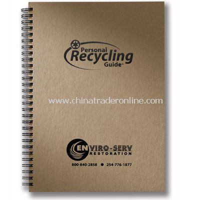 8.5 x 11 Recycling Guide