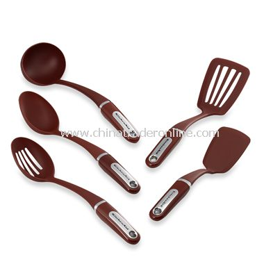 Nylon Red Utensils from China