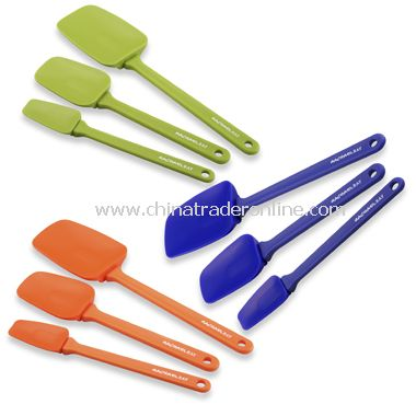 Rachael Ray Silicone Spatulas (Set of 3) from China