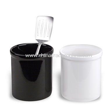 Ceramic Utensil Holder Crock from China