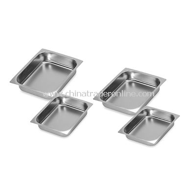 Hotel Steam Pans