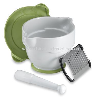 Silvermark Complete Prep Mortar and Pestle