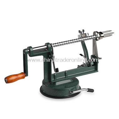 Apple Peeler/Corer with Vacuum Base from China