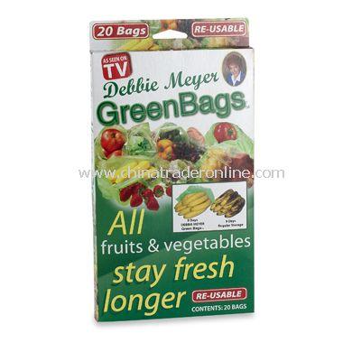 As Seen on TV Debbie Meyer Green Bags