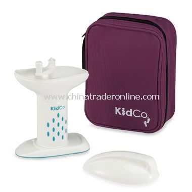 KidCo BabySteps Deluxe Food Mill with Travel Case, BPA Free