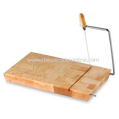 Oak Cheese Slicer