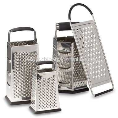 Stainless Steel Graters from China