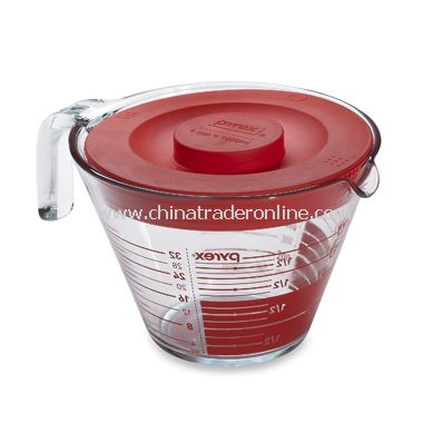 4-Cup Measuring Cup With Lid