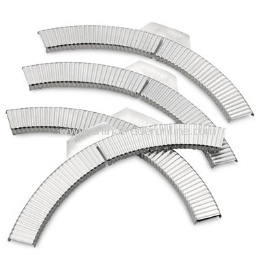 Adjustable Pie Shields (Set of 5) from China