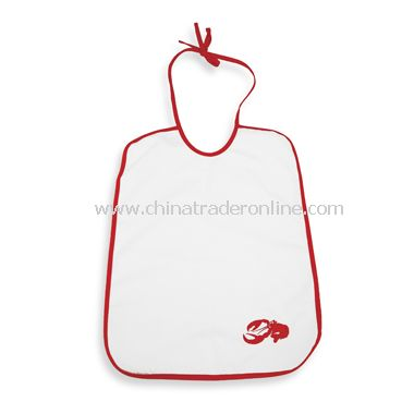 Cotton Lobster Bib (Set of 2)