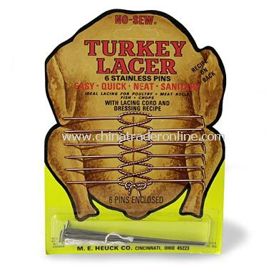 Heuck Turkey Lacers from China