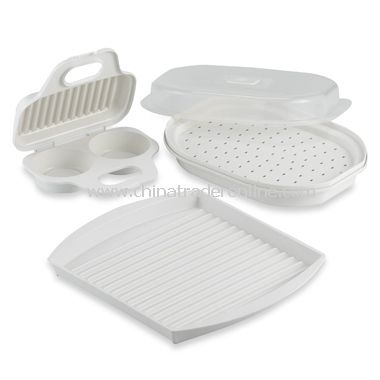 Meals in Minutes Microwave Food Containers
