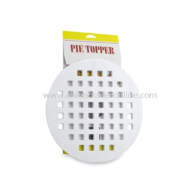 Mrs. Andersons Lattice Pie Topper from China