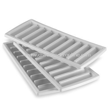 Icy Bottle Sticks Trays (Set of 3) from China