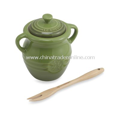 10-Ounce Olive Jar from China