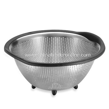 5-Quart Stainless Steel Colander from China