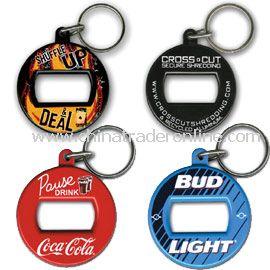 Bev Key Beverage Opener Keyring