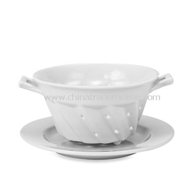 BIA Cordon Bleu 2-Piece Colander with Plate from China