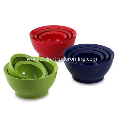 Big Sur Mixing Bowls (Set of 3), BPA Free