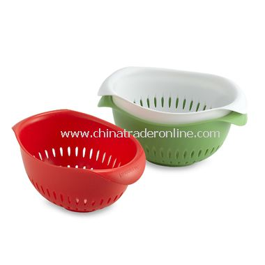 BPA Free Colanders from China