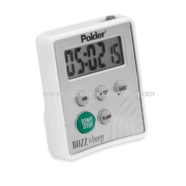 Buzz and Beep Digital Timer