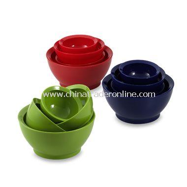 Cali Mixing Bowls (Set of 4), BPA Free