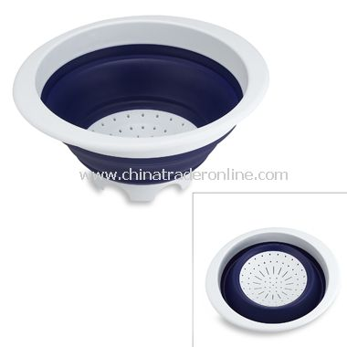 Collapsible 5-Quart Colander from China