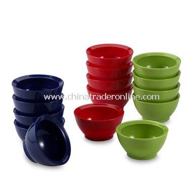 Del Mar Single Serving Bowls (Set of 5), BPA Free