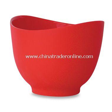 Flex-It 1 1/2-Quart Red Flexible Mixing Bowl