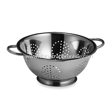 Focus Stainless Steel 5-Quart Colander from China