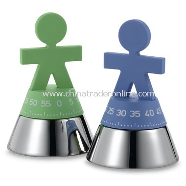 Girotondo Kitchen Timer by Alessi